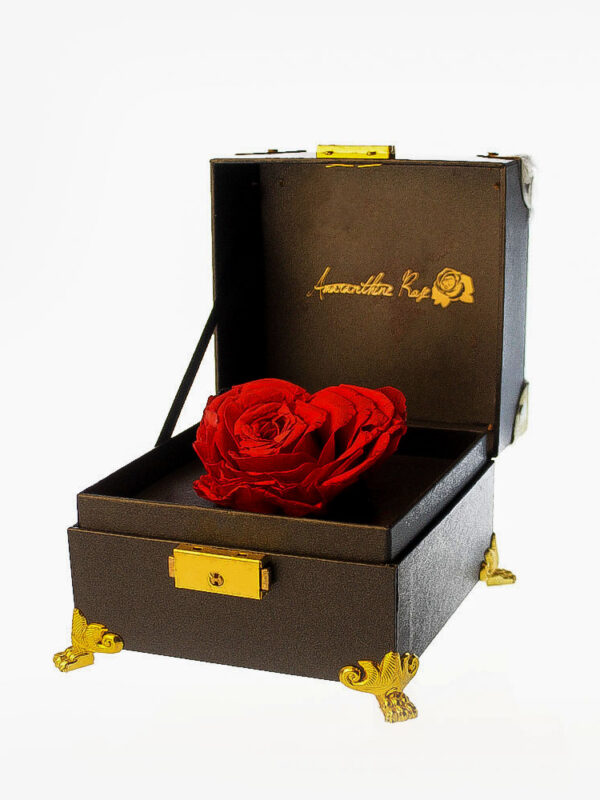 Heart Shape Rose Delivery - Amaranthine Rose Collection