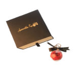Rose Key Chain - Florist Preserved Rose Christmas Gifts